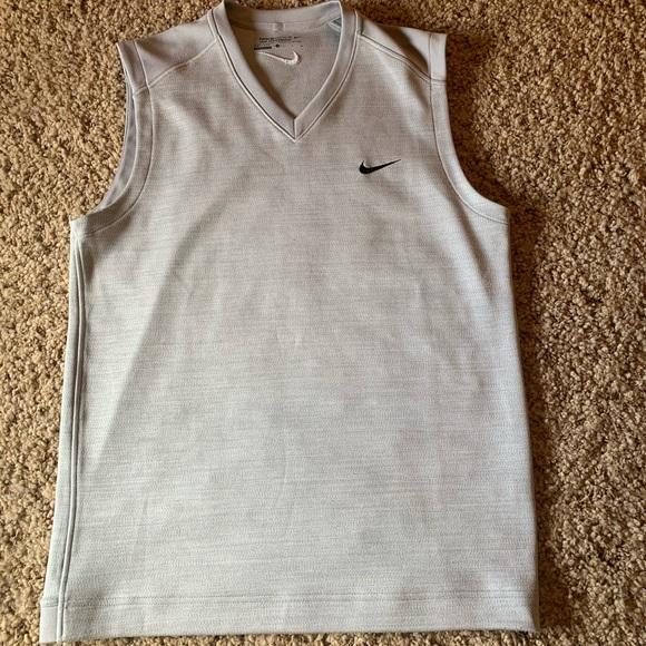 Nike Dri-Fit Sweater Vest - Men's Small